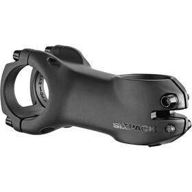 Sixpack Menace Wspornik Ø31,8mm, stealth black